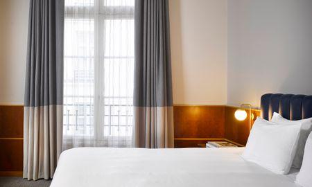 Chambre Urbaine Cosy - K+K Hotel Cayré - Paris