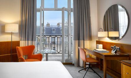 Chambre Cosy - Balcon - K+K Hotel Cayré - Paris