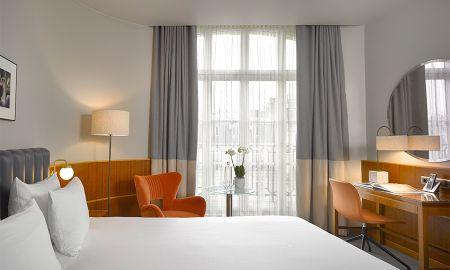 Chambre Deluxe - K+K Hotel Cayré - Paris