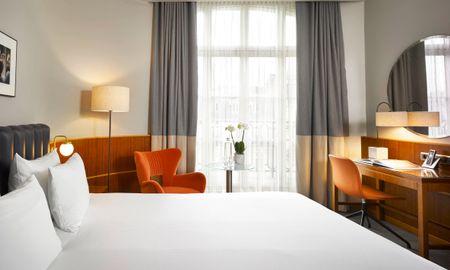 Chambre Cosy - Vue Ville - K+K Hotel Cayré - Paris