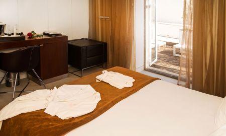 Chambre Double Supérieure - Hotel Os Jeronimos 8 - Lisbonne