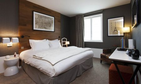 Suite Junior - Hotel La Villa Saint Germain - Paris