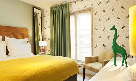 Classique Room - Hotel La Villa Saint Germain - Parigi