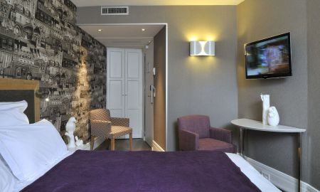 Chambre Club - Hotel La Villa Saint Germain - Paris