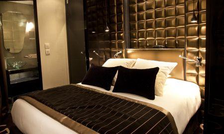 Chambre Classique - Platine Hôtel Et Spa - Paris