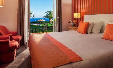Luxury Room - Sea View - Hotel Senhora Da Guia, Cascais Boutique Hotel - Lisbon