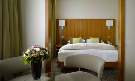 Chambre Executive Double ou Twin - K+K Hotel Am Harras - Munich