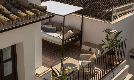 Deluxe Room with Terrace - Balcon De Cordoba - Córdoba