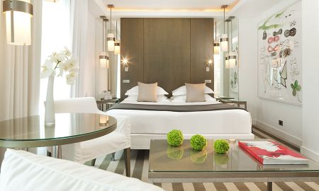 Junior Suite - Hotel Le A - Parigi