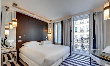 Chambre Deluxe - Hotel Le A - Paris