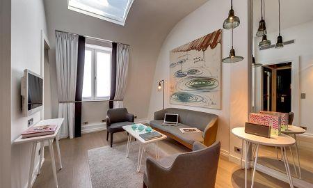 Suite - Hotel Le A - Parigi