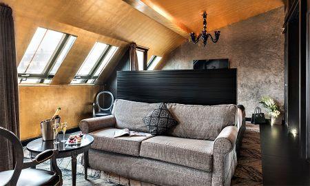 Imperial Suite - Maison Albar Hotels Le Champs-Elysées - Paris