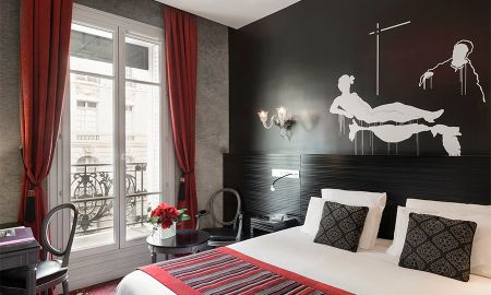 Quarto Superior - Maison Albar Hotels Le Champs-Elysées - Paris