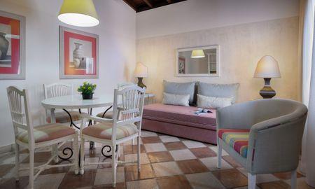 Люкс - видом на сад - Pestana Vila Sol Golf & Resort Hotel - Algarve