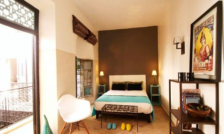 Double Standard Room - Riad Bab 54 - Marrakech