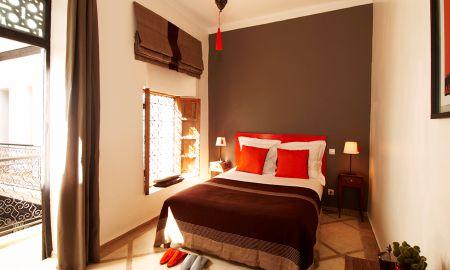 Chambre Jabador - Riad Bab 54 - Marrakech