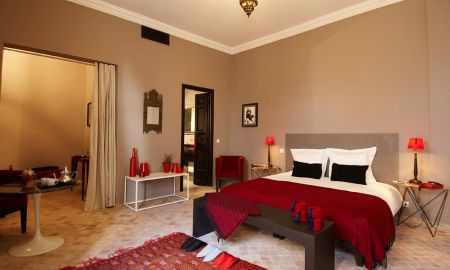Chambre Macassar - Riad Bab 54 - Marrakech