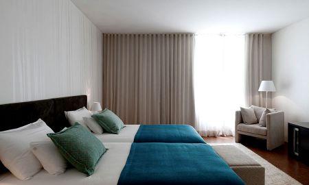 Chambre Deluxe - Inspira Santa Marta Hotel - Lisbonne