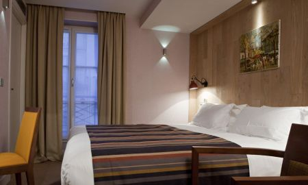 Authentic Room - Hotel Le Pradey - Paris