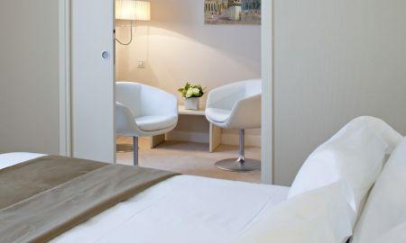 Suite Parisiense - Hotel Le Pradey - Paris