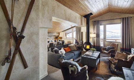 Très Grande Suite - Hôtel L'Arboisie - Megève