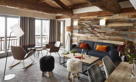 Extremely Large Suite - Hôtel L'Arboisie - Megeve