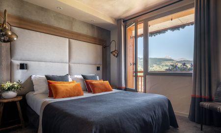 Suite - Hôtel L'Arboisie - Megève