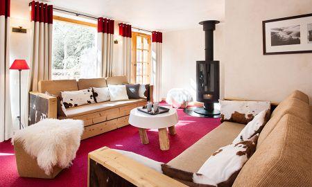 Suite Extrêmement Grande - Hôtel L'Arboisie - Megève