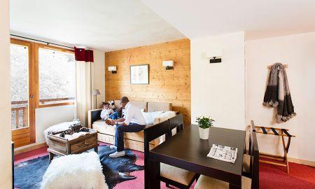 Suite - Hôtel L'Arboisie - Megeve
