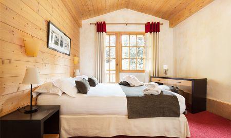 Grand Suite - Vista Megève - Hôtel L'Arboisie - Megeve