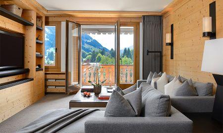 Suite Deluxe - Park Gstaad - Gstaad