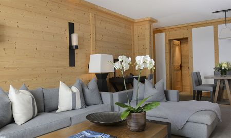 Suite Executive - Grand Hotel Park - Gstaad