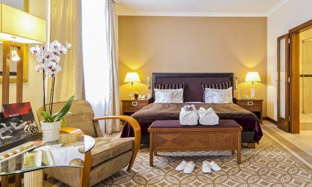 Deluxe Room - Kempinski Grand Hotel Des Bains - St. Moritz