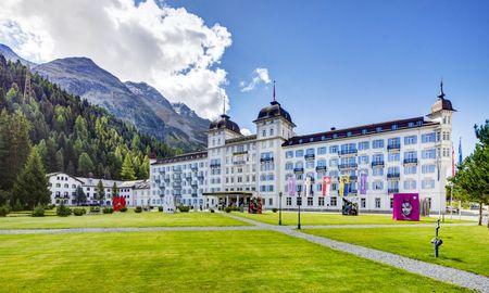Kempinski Grand Hotel Des Bains Booking Info