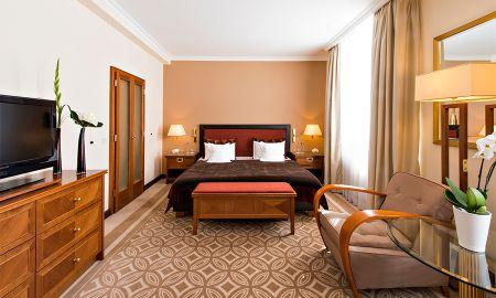 Superior Room - Kempinski Grand Hotel Des Bains - St. Moritz