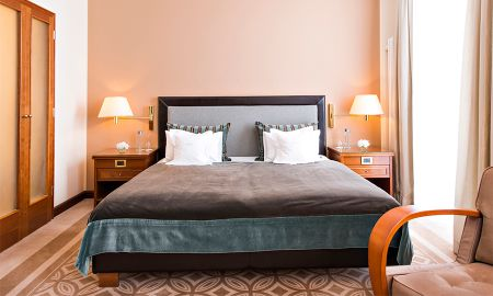 Resort Double Room - Kempinski Grand Hotel Des Bains - St. Moritz