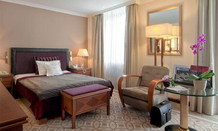 Classic Single Room - Kempinski Grand Hotel Des Bains - St. Moritz