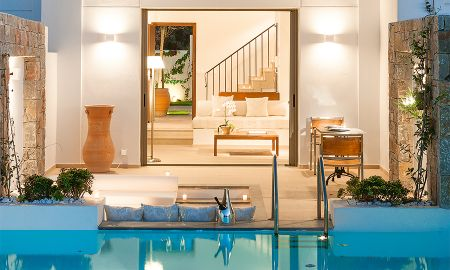 Creta Villa with Private Pool - Amirandes Grecotel Exclusive - Crete
