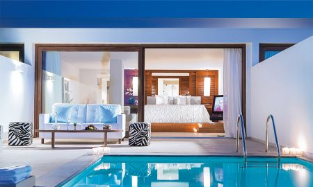VIP Two Bedroom Suite with private pool - Amirandes Grecotel Exclusive - Crete
