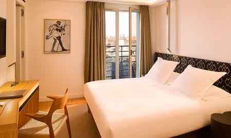 Habitación Premium - Hotel Marignan Champs-Elysées - Paris