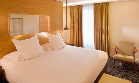 Deluxe Zimmer - Hotel Marignan Champs-Elysées - Paris