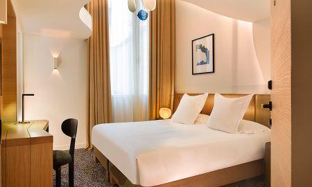 Chambre Familiale - Hotel Marignan Champs-Elysées - Paris