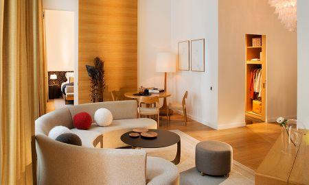 Suite Prestígio - Hotel Marignan Champs-Elysées - Paris