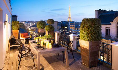Suite Eiffel Marignan - Hotel Marignan Champs-Elysées - Paris