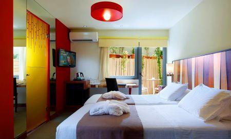 Chambre Confort - Lato Boutique Hotel - Crète