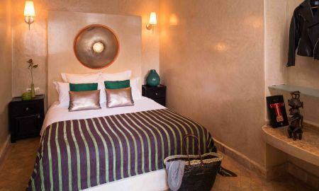 Superior Room Green Eyes - Riad Cocoon - Marrakech