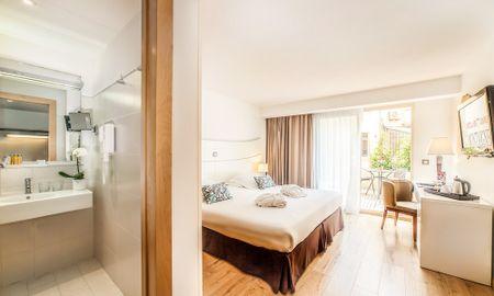 Camera Deluxe - Hotel Montaigne & Spa - Cannes