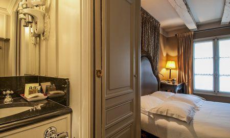 Chambre Deluxe - Hôtel OSG - Paris