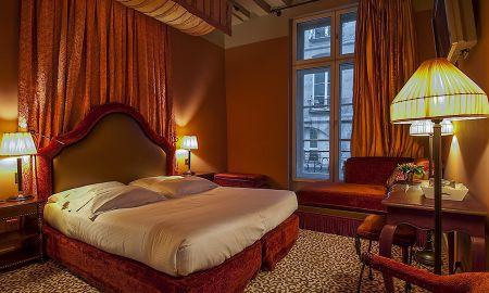 Chambre Deluxe - Hôtel Odéon Saint Germain - Paris