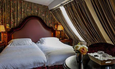 Suite Junior - Hôtel Odéon Saint Germain - Paris